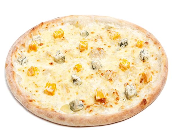 Піца 4 Сири
