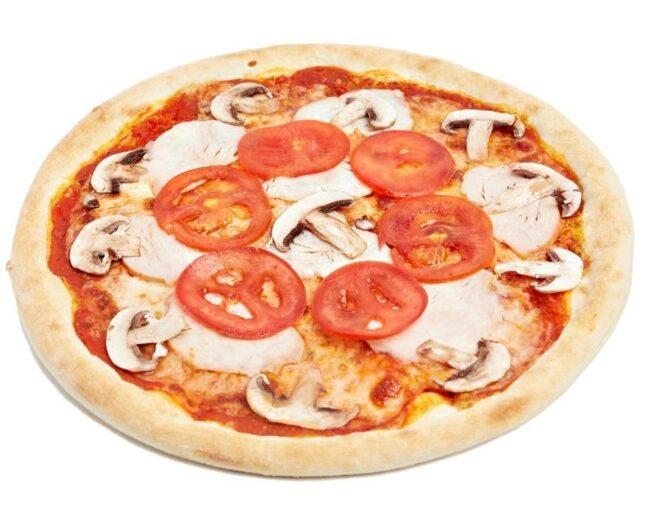 Подарункова Піца з копченою куркою